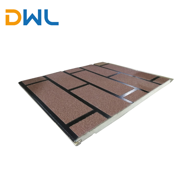 DWL insulated panel
