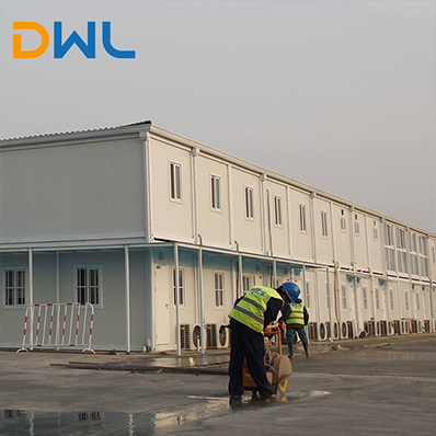 2 storey accommodation container