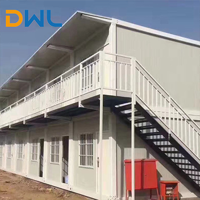 detachable flat pack container
