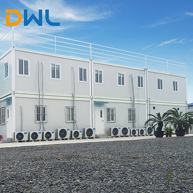 pre fabricated container house