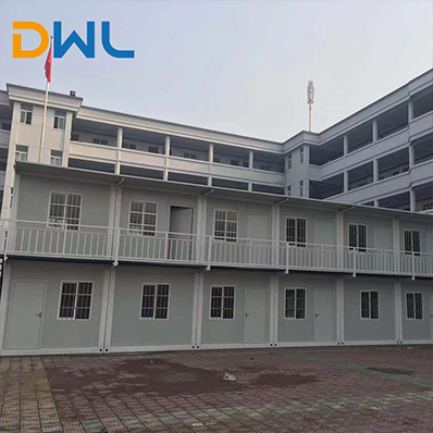 prefabricated buildings of materials laboratory container