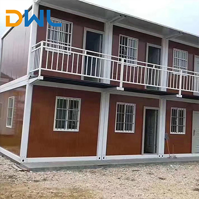prefabricated container building