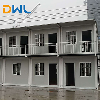 prefabricated modular container house