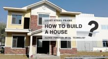 Building a house in 3 minutes
